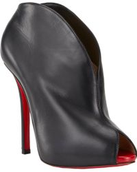 Christian Louboutin Chester Fille Ankle Booties - Lyst