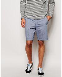 Ben Sherman   Shorts In Oxford Cotton   Lyst