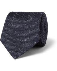 Berluti - Sevenfold Silk and Woolblend Jacquard Tie - Lyst