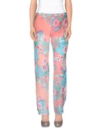 Miss Naory - Casual Pants - Lyst