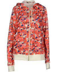 John Galliano Multicolor Sweatshirt - Lyst