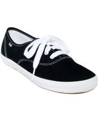 Keds Women'S Champion Oxford Sneakers - Lyst