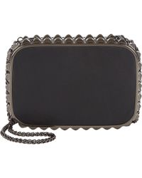 Barneys New York Minka Clutch black - Lyst