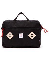 Bonobos - Mountain Briefcase Black - Lyst