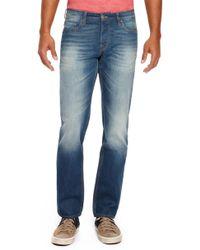 Boss Orange Orange25  Regular Fit 875 Oz Cotton Jeans - Lyst
