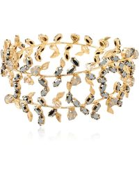 Joanna Laura Constantine Flutter Collection Forearm Bracelet - Lyst