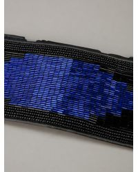Fiona Paxton - Beaded Belt - Lyst