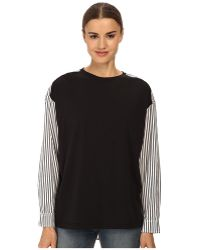 Marc By Marc Jacobs Tail Long Sleeve Shirt - Lyst