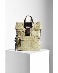 Hunter Original Nylon Foldover Backpack - Lyst