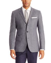 Hugo Boss Hardin  Slim Fit Italian Virgin Wool Sport Coat with Detachable Quilted Lining - Lyst