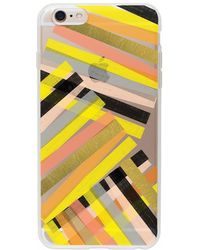 Equipment - Garance Doré Clear Color Bar Iphone 6 Case - Lyst