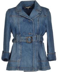 See By Chloé Denim Outerwear - Blue