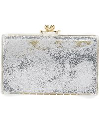 One By - Sparkles Clutch - Lyst