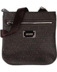 Moschino Under-arm Bags - Lyst