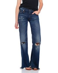 R13 Jane Jeans - Lyst