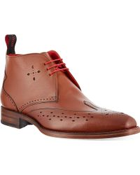 Jeffery West Morgan Chukka Boots Brown - Lyst