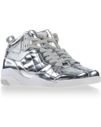 DKNY High-Top Sneakers - Lyst