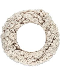 Forever 21 - Open-knit Infinity Scarf - Lyst