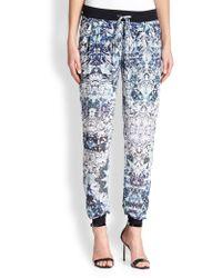 Sachin & Babi Nico Printed Pants - Lyst