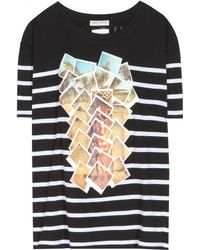Each x Other Printed Cotton T-Shirt - Lyst