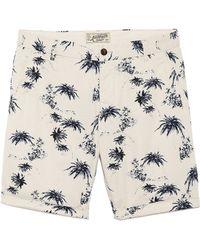 Scotch & Soda Hawaiian Shorts - Lyst