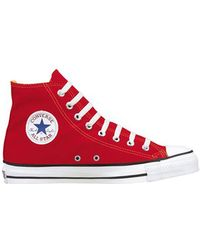 Converse Chuck Taylor All Star Hi Top Sneakers From Finish Line - Lyst