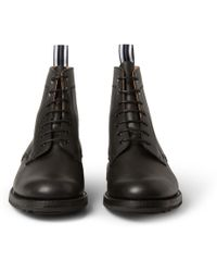 Oliver Spencer - Leather Boots - Lyst