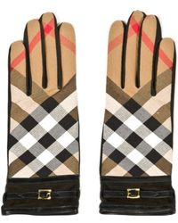 Burberry Gloves - Lyst