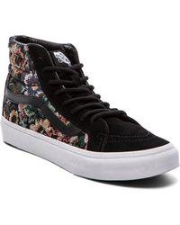 Vans Sk8-Hi Slim Sneaker - Lyst