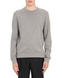 Balenciaga Logo-back Sweatshirt - Lyst