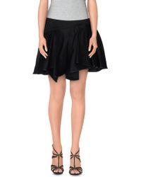 Jay Ahr   Mini Skirt   Lyst