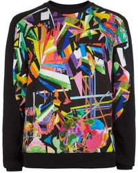 Marc By Marc Jacobs | Kaleidoscope Print Sweater | Lyst