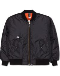 Forty Percents Against Rights - Bold Ma-1 Jacket - Lyst