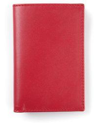 Comme Des Garçons Bi-fold Wallet - Lyst