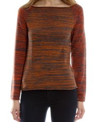 Thakoon | Boatneck Sweater | Lyst