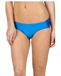 Volcom | 'radiate Love' Cheeky Bikini Bottoms | Lyst