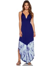 Gypsy 05 Bamboo Maxi Dress - Lyst