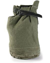 Yohji Yamamoto - Single Strap Backpack - Lyst
