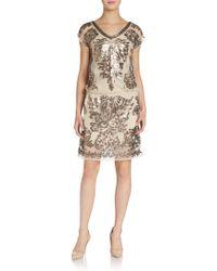Sachin & Babi Amara Blouson Dress - Lyst