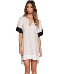Kate Spade Parrot Cay Maxi Dress Cover Up - Lyst