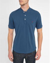 Commune De Paris 1871   Navy Dimanches Polo Shirt   Lyst