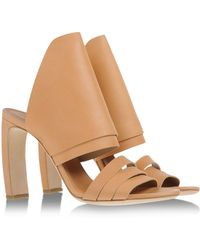 Vic Matie' Mules & Clogs brown - Lyst