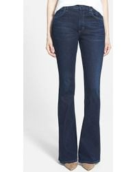Citizens of Humanity 'Fleetwood' High Rise Flare Jeans - Lyst