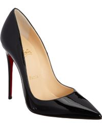 Christian Louboutin Black So Kate - Lyst