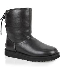 Ugg Ugg® Australia Boots - Mariana Bailey Bow - Lyst