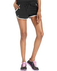 Under Armour Mesh Running Shorts - Lyst
