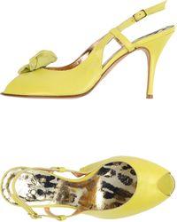 Icône Sandals - Yellow