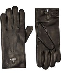 Vivienne Westwood - Orb Leather Gloves - Lyst