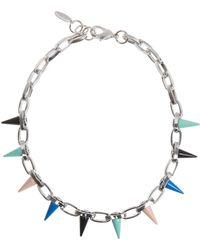 Joomi Lim | Multicolour Spike Choker Necklace | Lyst
