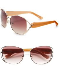 Saks Fifth Avenue Sunglasses  women s saks fifth avenue sunglasses from 54 lyst